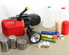 Include these items in your disaster emergency kit