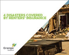 View a slideshow: 4 disasters covered by renters insurance