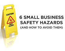 Small business safety slideshow