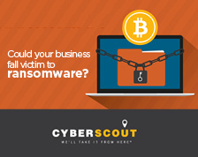 Infographic: Could your business fall victim to ransomware?