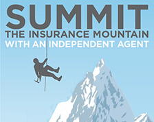 Infographic shares many benefits of working with an independent insurance agent